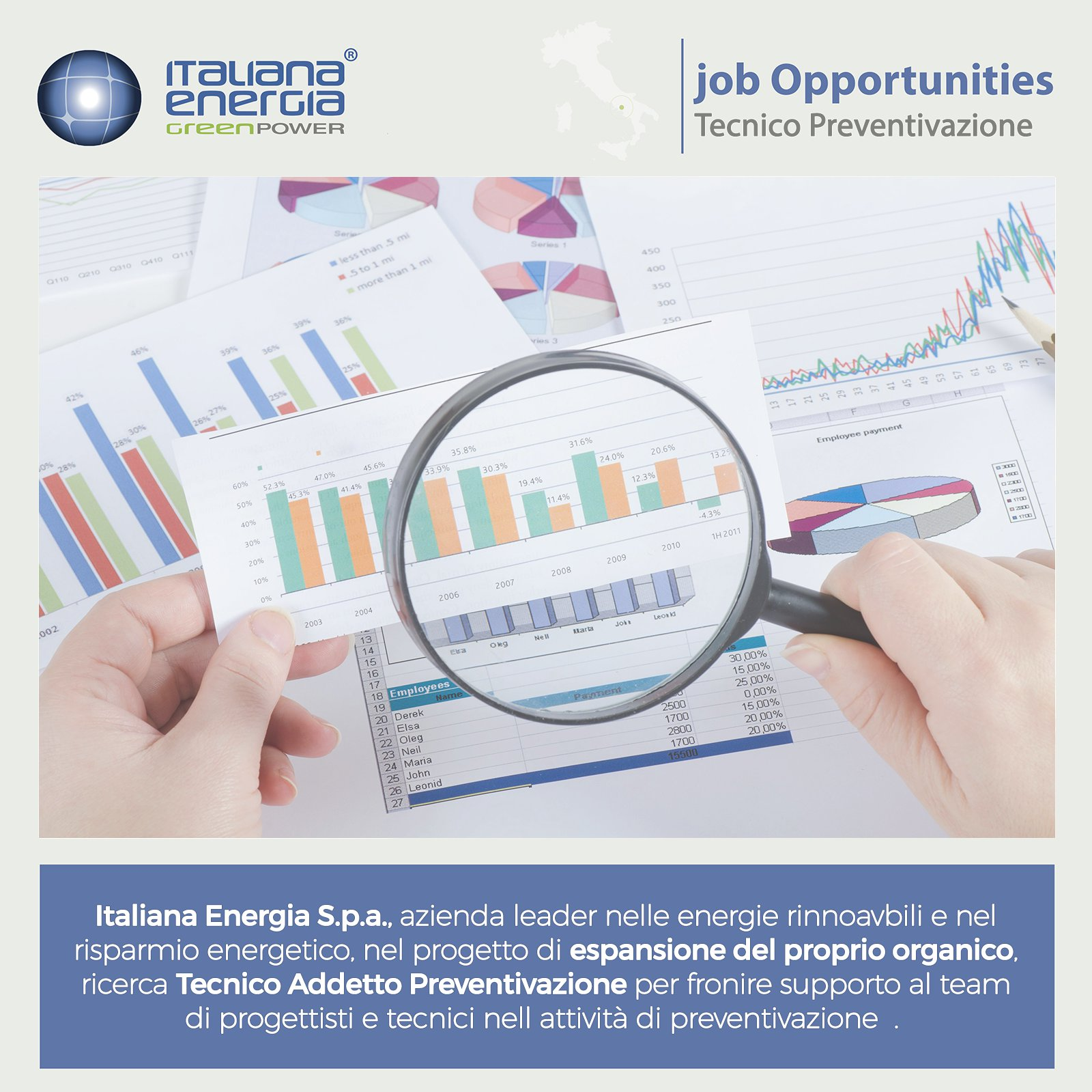 tecnico_preventivazione_italaiana_energia_job opportunities