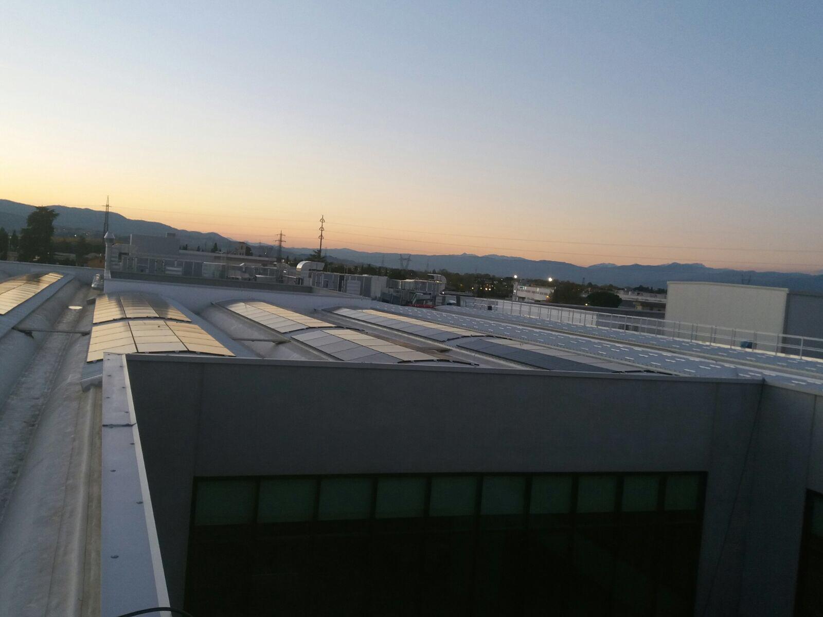 Impianto Fotovoltaico 500kw e Cabine di trasformazione12