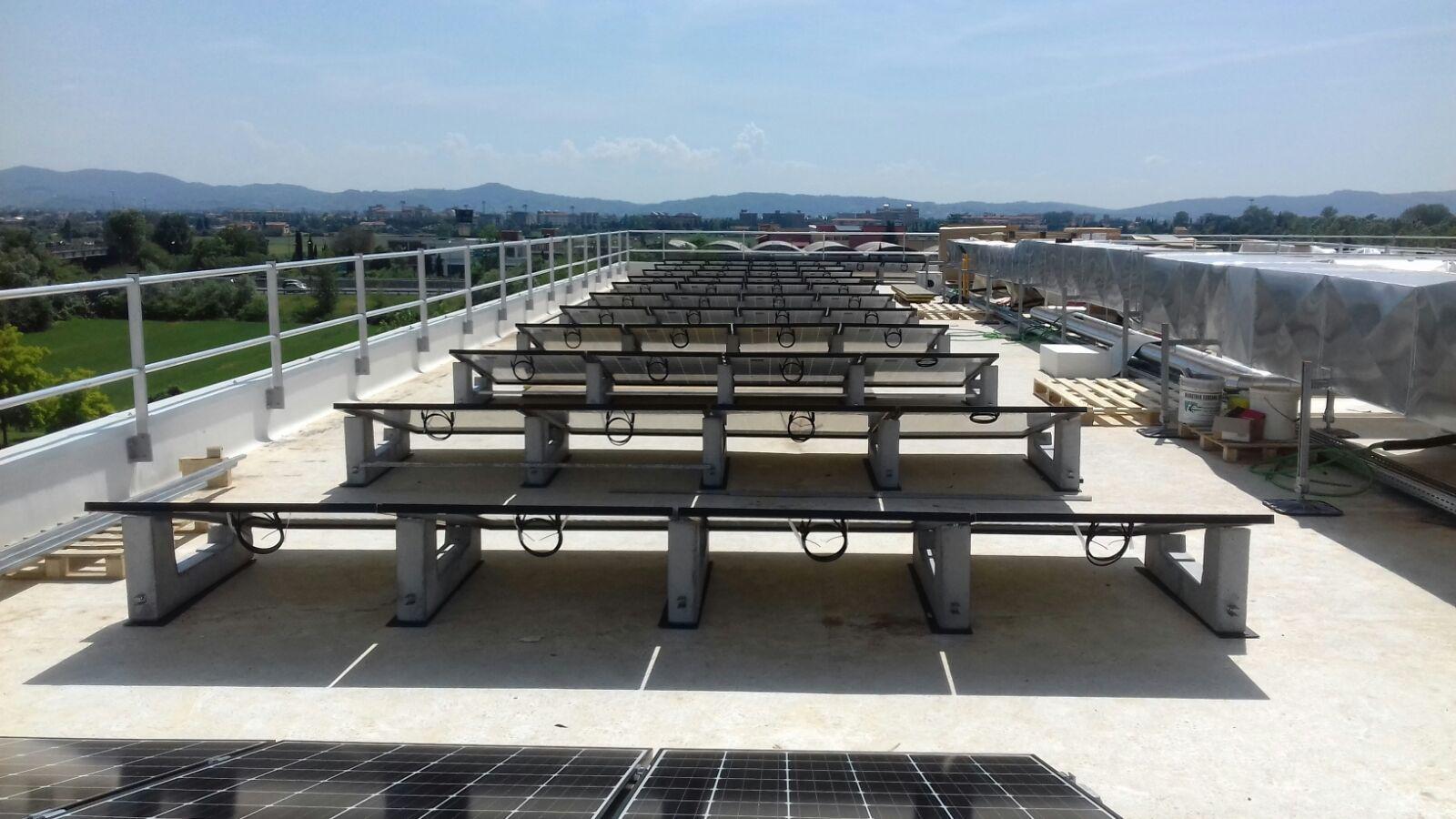 Impianto Fotovoltaico 50kw Biochemie13