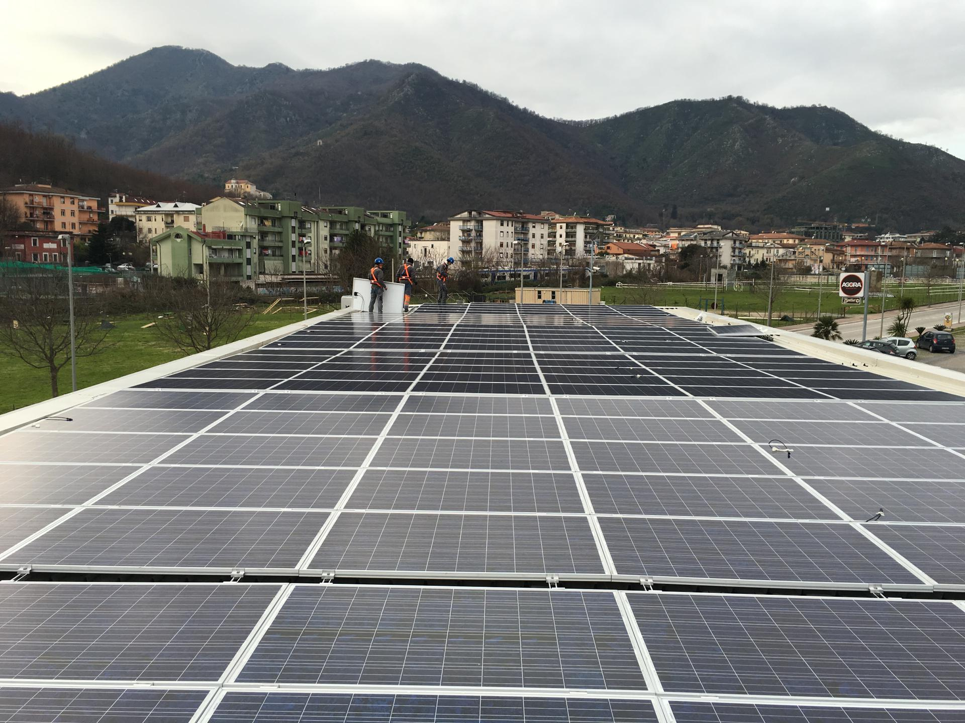 Impianto Fotovoltaico 50kw Biochemie8